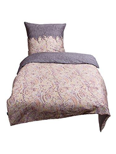 star-tent-63104-midea-bed-linen-set-maco-satin-135-x-200-and-80-x-80-cm-lilac