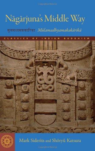 Nagarjuna's Middle Way: The Mulamadhyamakakarikas (Classics of Indian Buddhism) por Mark Siderits