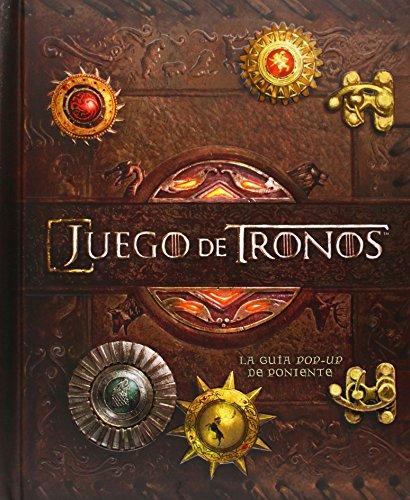 Juego de tronos: La guía pop-up de poniente (Comic Usa)