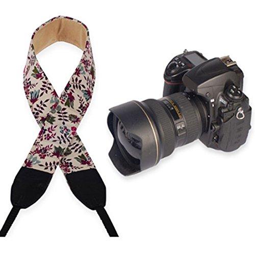 Blumen Vintage Chinoiserie SLR DSLR Kamera Riemen Gurt Kameraband Kameragurt