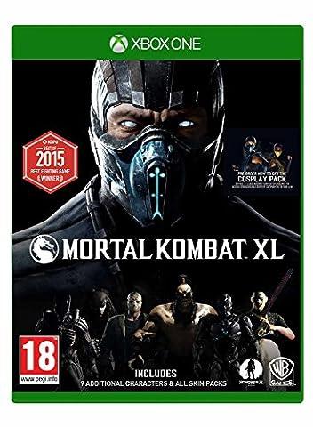 Mortal Kombat XL (Xbox One) by Warner Bros. Interactive