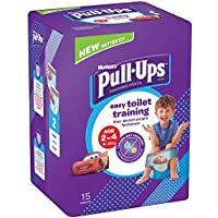 Huggies Pull-Ups Boy's Potty Training Pants, 2-4 Years (56 Pants)