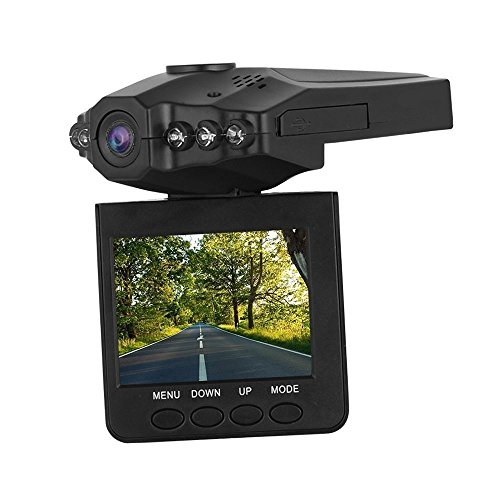 'HD DVR Auto Kamera Blackbox 2.5LCD Nachtsicht CCTV Recorder - Digitale Lcd-dvr