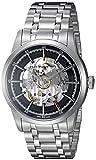 Hamilton uomo 'classico senza tempo' Swiss orologio automatico in acciaio INOX casual, colore: tonalità argentata (Model: H40655131)