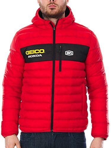 giacca-100-percent-honda-geico-mode-rosso-s-rosso