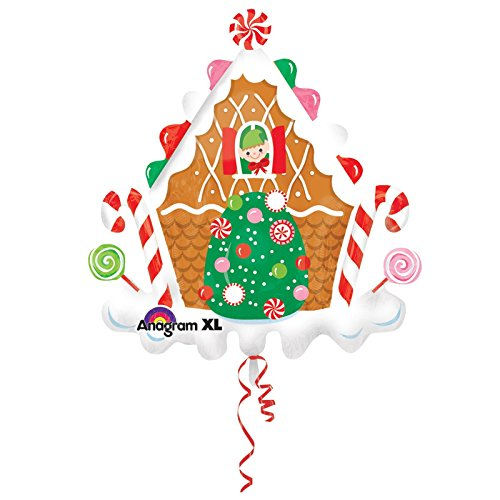 30-christmas-gingerbread-house-elf-party-festive-elves-foil-supershape-balloon-xmas-candy-cane-sweet