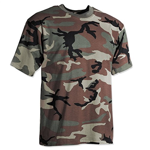 US-Army T-Shirt Woodland Orig. (XXXL)