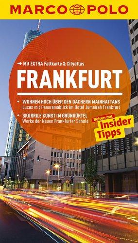 Image of MARCO POLO Reiseführer Frankfurt