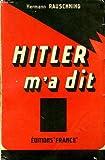 HITLER M A DIT