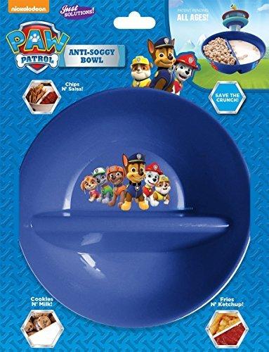 Nur Crunch anti-soggy Schüssel PAW PATROL BOY Coupe Cereal Bowl