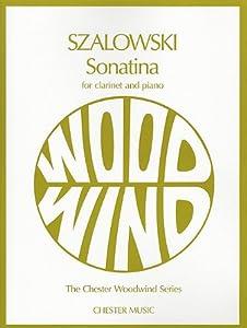 Szalowski: Sonatina (Chester Woodwind)