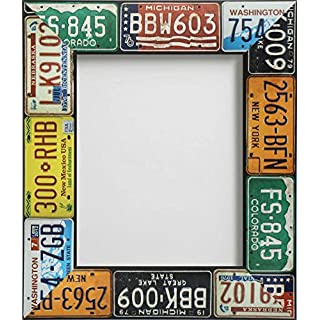 Frame Company Lincoln Range American State Licence Plate Picture Photo Frame *Choice of Sizes*