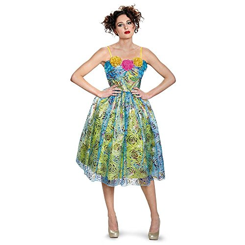 Disney Cinderella Drizella Adult Deluxe Costume Large 12-14