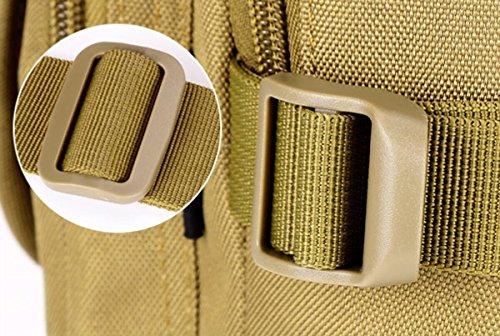 Outdoor-Reisen Männer und Frauen kleiner Kasten Tasche Reit Rucksack Tasche Nylon 18 * 34 * 10cm 4
