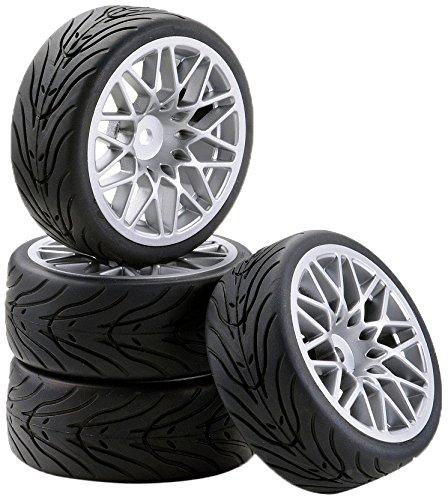 carson-set-di-pneumatici-per-modellino-sc-rder-lm-style-scala-110-4-pz-argento-silber
