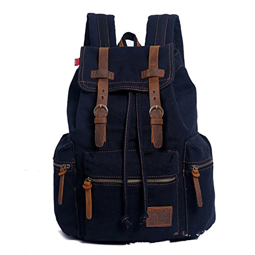 sechunk-unisex-canvas-leather-backpack-black