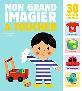 """Afficher """"Mon grand imagier à toucher"""""""