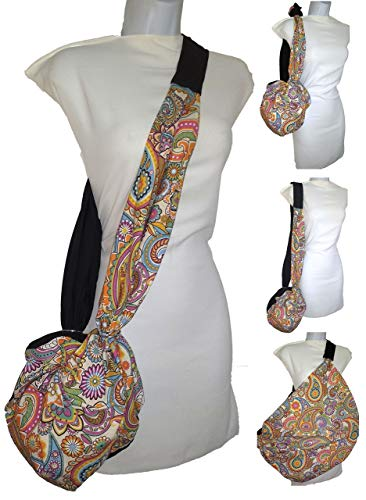 Tasche aus Stoff. Kaschmir der ökologischen Mode. Kleine tasche Es wird groß. Zu kaufen Für den Strand Individualisierbar mit Ihren Initialen