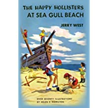 The Happy Hollisters at Sea Gull Beach: (Volume 3) (English Edition)