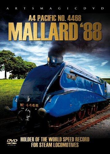A4 Pacific No 4468 - Mallard '88 [UK Import] Fish Tank Dvd Für Tv