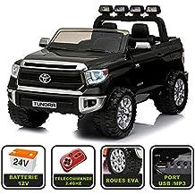 cristom 4x4 électrique XXL 24V pour Enfant Toyota Tundra 3999f1ab0ff4