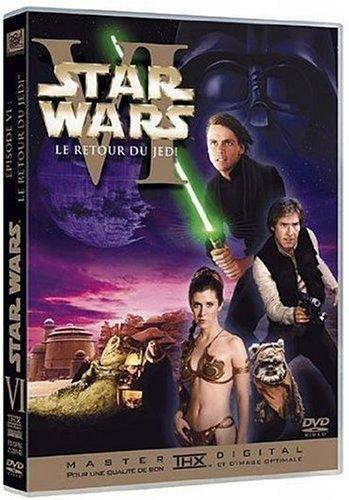 Star wars VI - Le retour du Jedi = Star Wars: Episode VI: Return of the Jedi / Richard Marquand, réal.   Marquand, Richard. Monteur