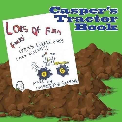 New Holland Bale (Casper's Tractor Book)