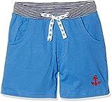 SALT AND PEPPER Baby-Jungen Shorts B Bermuda Pirat Uni Blau (Strong Blue 465) 68
