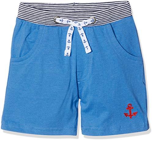SALT AND PEPPER Baby-Jungen Shorts B Bermuda Pirat Uni Blau (Strong Blue 465) 86