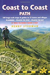 Coast to Coast Path, 4th: British Walking Guide: planning, places to stay, places to eat; includes 109 large-scale walking maps (British Walking Guide ... Robin Hood's Bay: Planning, Places to Stay) Fourth edition by Stedman, Henry (2010) Taschenbuch