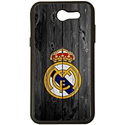 carcasas fundas movil tpu compatible con samsung galaxy j3 2017 real madrid rma