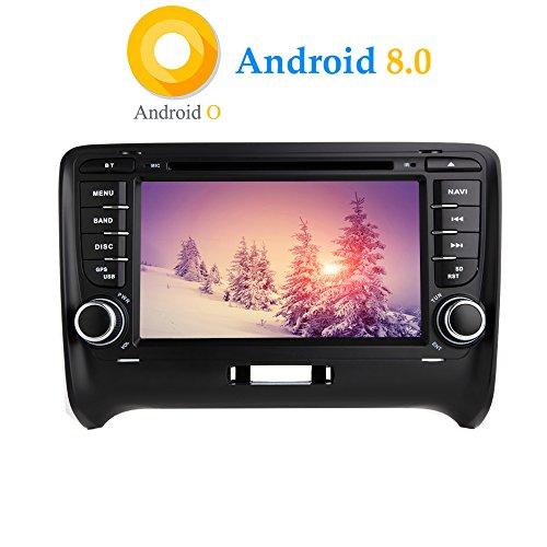 XISEDO Android 8.0 Autoradio 2 Din In-Dash 7