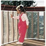 YCT Balcony Stairs Safety Net for Children (118inch)