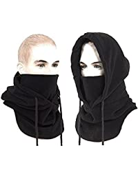 Joyoldelf Tactical Heavyweight Balaclava Gesichtsmaske, für Sport und Outdoor