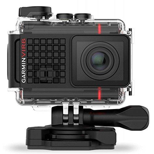 Preisvergleich Produktbild Sport kamera GARMIN Virb 30 Ultra-4K-Schwarz Rot