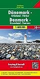 Freytag Berndt Autokarten, Dänemark - Grönland - Färöer - Maßstab 1:400.000