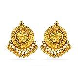 Joyalukkas 22k Gold Drop Earrings