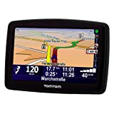 TomTom XL Black Edition Classic Central Europe Traffic Navigationssystem (10,9 cm (4,3 Zoll), Europa 19 Karten, TMC)