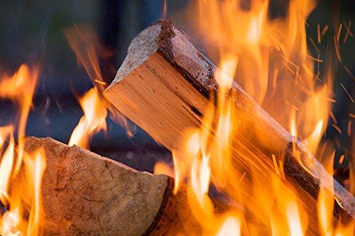 *Kaminholz ofenfertig Laubmix Brennholz Feuerholz Ofenholz 33 cm Scheitlänge 30 kg*