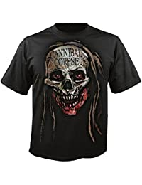 Cannibal Corpse - Skull Band T-Shirt