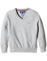 Tommy Hilfiger Boy's Tommy VN Sweater L/S. Jumper
