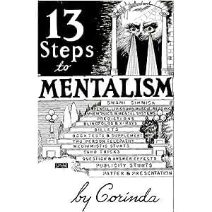 Thirteen Steps To Mentalism By Corinda - Book