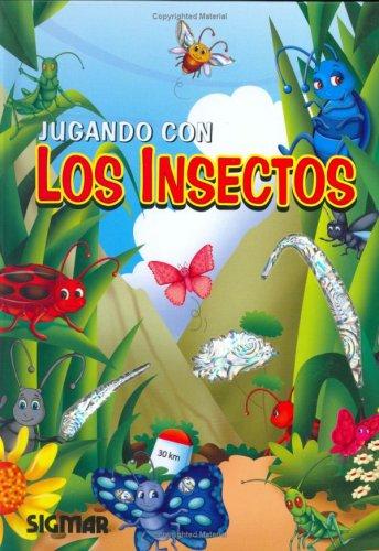 Jugando con los insectos/Playing with Insects (Reflejos/Reflections) por Paula Vera