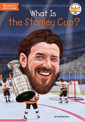 What Is the Stanley Cup? (What Was?) (English Edition) por Gail Herman