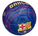 FCB Balon Mediano FC Barcelona Primera Equipacion 18 19 Azul. Stadium Home 18 19