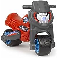 FEBER - Motofeber Sprint Correpasillos, Color Rojo (Famosa 800009165)