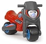 FEBER MotoFEBER Sprint - Trotteur à roues larges, pour filles de 18 mois à 3 ans,...