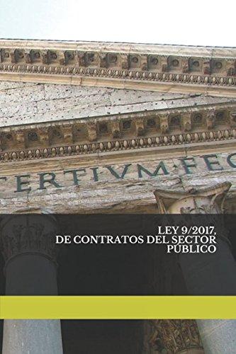 Ley 9/2017, de Contratos del Sector Público