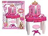 Specchiera giocattolo per bambine modello Glamour