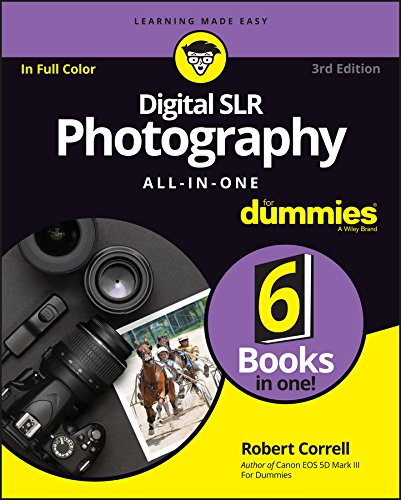 Digital SLR Photography All-in-One For Dummies (For Dummies (Computers)) (English Edition) -